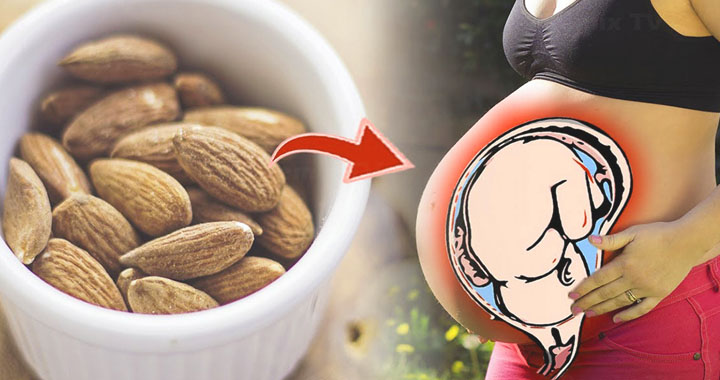 Bà bầu có nên ăn hạt hạnh nhân hay không?