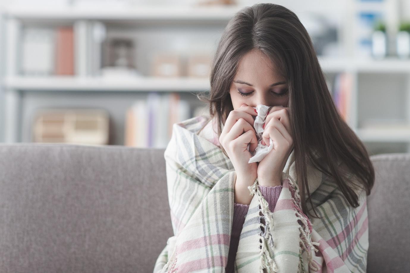 Phòng tránh các bệnh về đường hô hấp thời điểm giao mùa