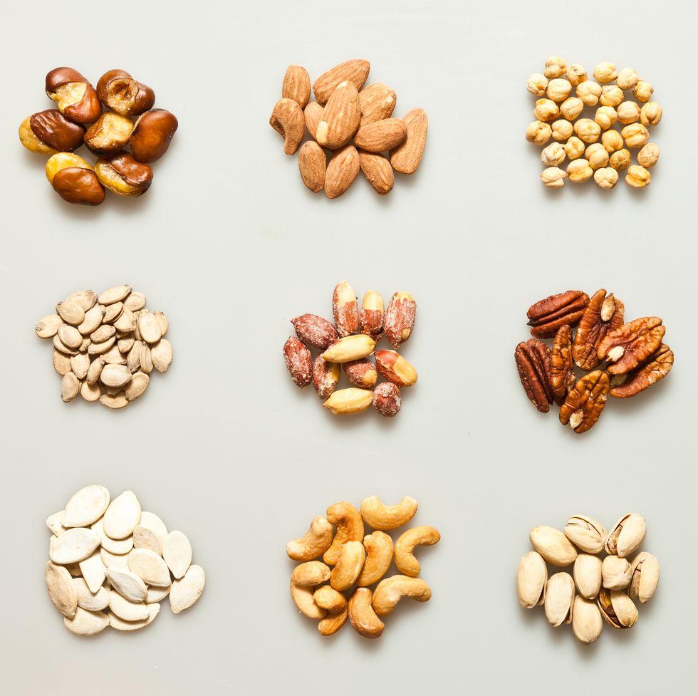 Giá trị dinh dưỡng từ các loại hạt