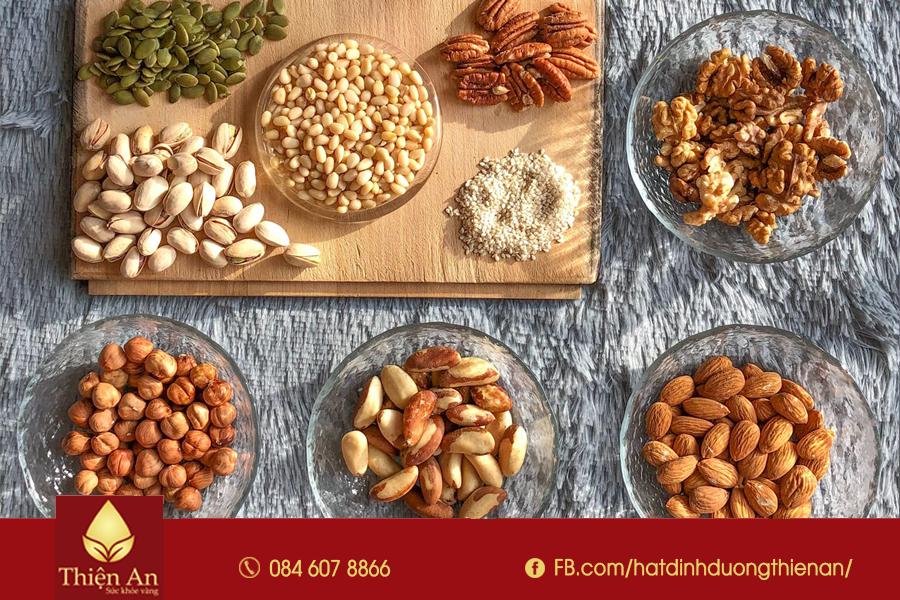 Tư vấn chọn hạt dinh dưỡng nhập khẩu